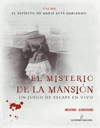 El Misterio de la Mansión